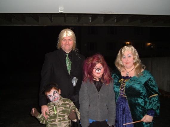 Lucius, werewolf, Tonks, Narcissa