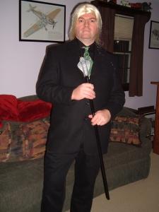 Lucius Malfoy - rowr!